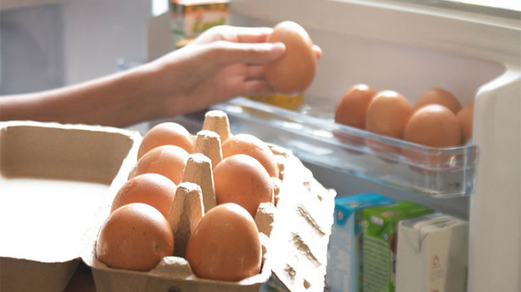 Eggs, to fridge or not to fridge?