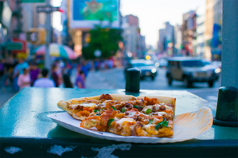 New York-Style Pizza, New York