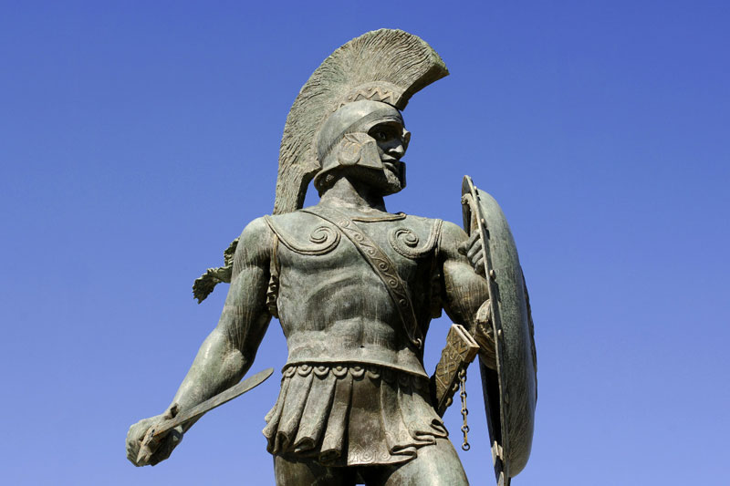 Ancient Greece sparta city-state